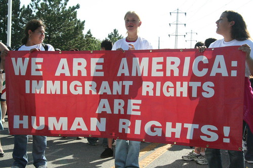 Human Rights Immigrant Rights