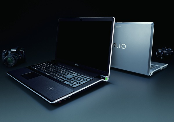 sony type a vaio laptop