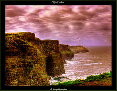 Cliffs of Moher (Irishphotographer) Tags: ireland sky art beach birds clouds shoreline shore cliffsofmoher sureal hdr irishart kinkade beautifulireland hdrunlimited irishphotographer colorphotoaward besthdr imagesofireland colourartaward worldwidelandscapes picturesofireland pentaxk20d kimshatwell irishphotographerkimshatwellireland irishcalender09 calendarofireland breathtakingphotosofnature beautifulirelandcalander wwwdoublevisionimageswebscom