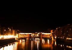 Firenze at night (e-freak) Tags: italy wine firenze cinqueterre arno toscana 2007 bestof2007