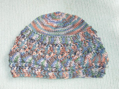Column of Leaves Hat