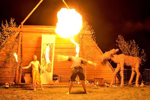 Nacht der Engel - Pyromantiker