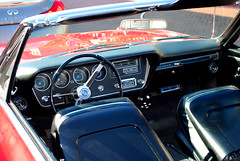 Classic '66 Pontiac Le Mans Dash 072845