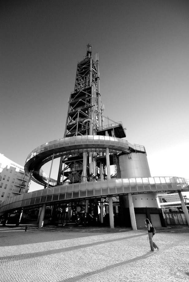 Torre Galp no Parque das Nações