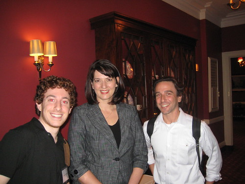 Me, Aimee Reker & Adam Heimlich