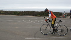 Fred @ Pescadero Rest Stop IMG_1324.JPG Photo