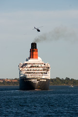 QE2_20080918_190 (falconn67) Tags: cruise boston last harbor boat ship helicopter qe2 qeii 30d castleisland southie bostonharbor queenelizabethii