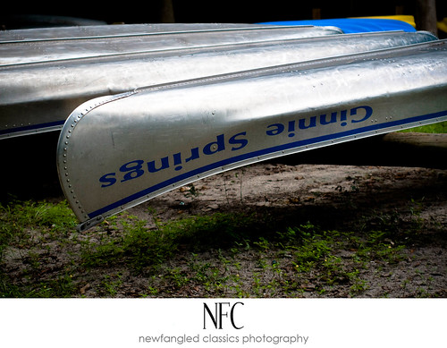 ginnie springs canoes