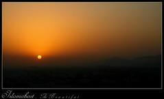 sunset (Emran Ashraf) Tags: pakistan islamabad emran memorialpower