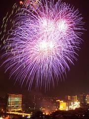 Purple Tails (EpicFireworks) Tags: cake fireworks bonfire pyro 13g barrage pyrotechnics epicfireworks
