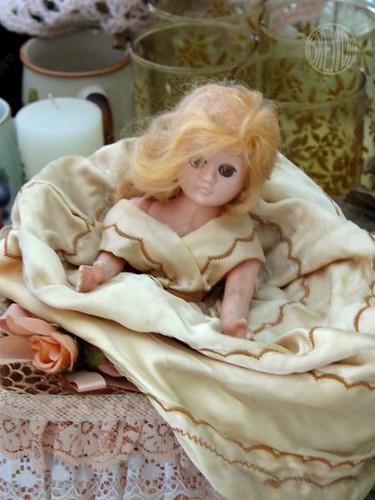 tissue box doll