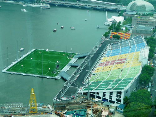Singapore Bay Grandstand