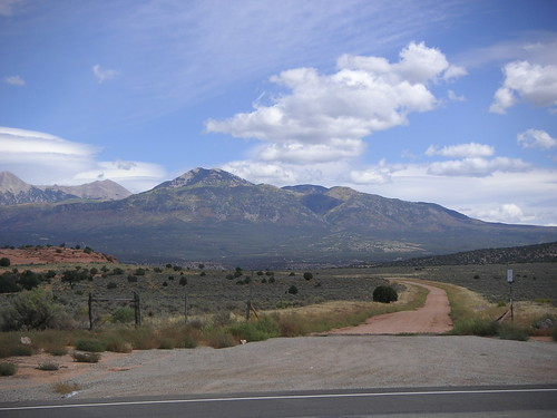 La Sal Mountain (K)