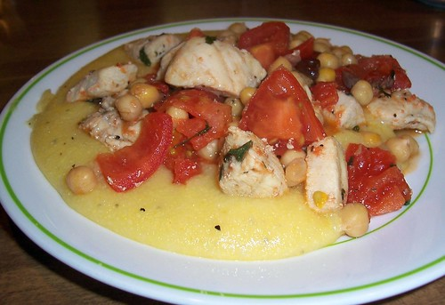 Mediterranean Chicken Stew