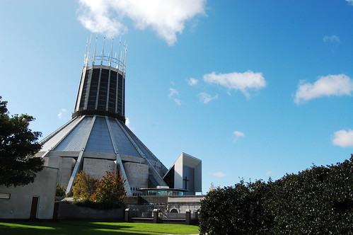 Metropolitan Cathedral Of Christ The King Liverpool - Liverpool