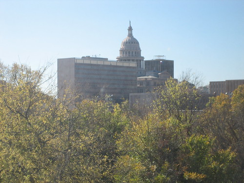 View from my Office- Texas Capitol Building