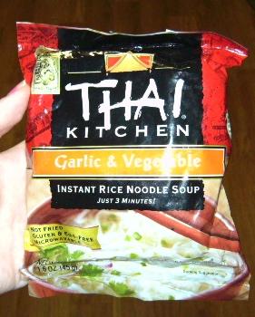Thai Kitchen Rice Noodle Soup Seasoning Ingredients