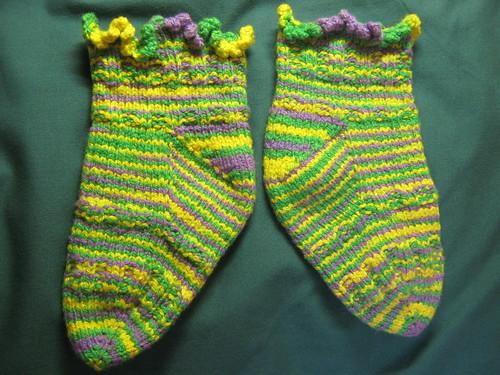 Bosko's Socks Dec 08