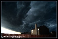 Ominous Clouds Approaching (superninja12r) Tags: weather storms tornado badweather stormclouds severeweather weatherphotography nikkorafs1855mm nikond40x mikemoncriefphotography