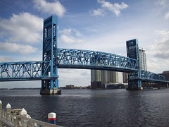 Bridge in Jacksonville (mmellander) Tags: