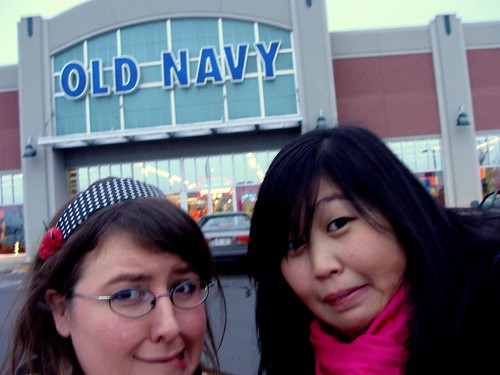 we fear (and blur) old navy