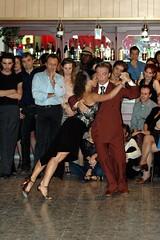 Tangoy: Nicoletta Pregnolato e Alberto Bersini. (rogimmi) Tags: italia milano danza ballo tangoargentino milonga ballerini tangoy nicolettapregnolato albertobersini