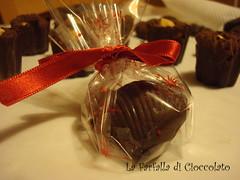 Cioccolatini per l'albero di Natale