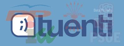 Logo Tuenti Politizado