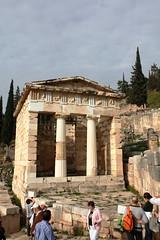 Greece - Ancient Delphi (Chris&Steve) Tags: archaeology oracle ancient v100 delphi greece 2008 p100 ellda ancientdelphi  hells hellenicrepublic 10millionphotos oracleofdelphi   ellnikdmokrata elinikiimokratia