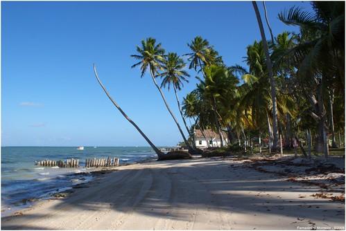 Capela de São Benedito (século XVIII), Praia dos Carneiros,