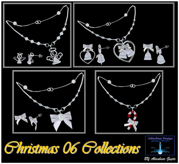 Xmas06 jewel sets Promotion broad