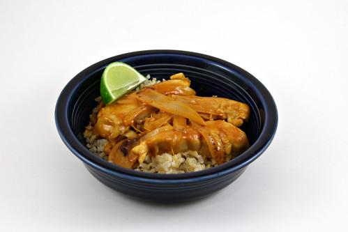 Thai Chicken Sauté
