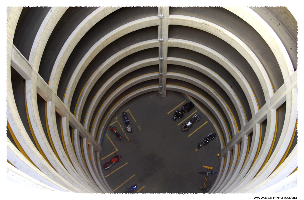 Parkade Perspective