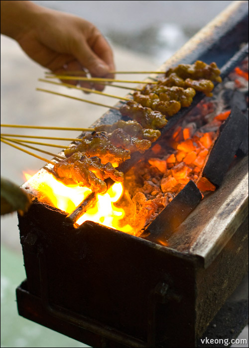 barbecue-satay