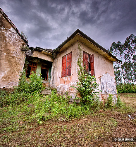 Casa Abandonada, Ivoti/RS | Vertorama