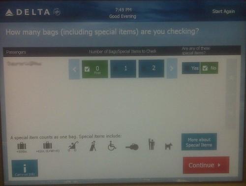 0 Bags Free!