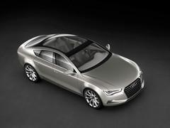 2009 Audi Sportback Concept new pics