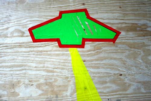 UFO tape