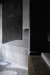 gottfried bhm, pilgrimage church, neviges 1963-1972 (seier+seier) Tags: light church arquitetura architecture modern germany concrete deutschland arquitectura interior creative modernism kirche commons chiesa cc german expressionism expressionist architektur pilgrimage architettura eglise gottfried brutalism architectuur modernist beton brutalist boehm brut mariendom bhm wallfahrtskirche waschbeton gottfriedbhm wallfahrtsdom nevigeser seierseier