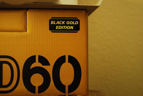 Nikon D60 Box