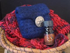 BPAL Felted Perfume Bottle Case