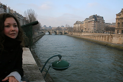 miki in paris