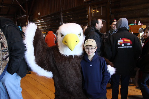 Hangin With the Bald Eagle