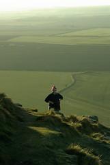 Lord of East Lothian (snappybex) Tags: scotland view farmland northberwick lothian eastlothian fertile berwicklaw snappybex bexross