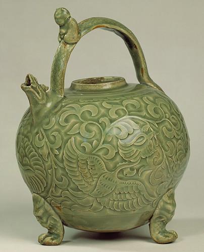 005- Aguamanil o jarra de agua para aseo- Dinastia Song-s. 11º al 12º-China- Copyrigth © 2000-2009 The Metropolitan Museum of Art