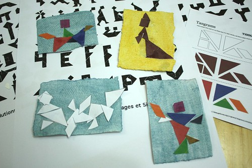 tangram play