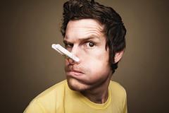 062/365 (pliggy) Tags: nose done peg badday stinker 365days stitchedup pliggy leadalongthegardenpath