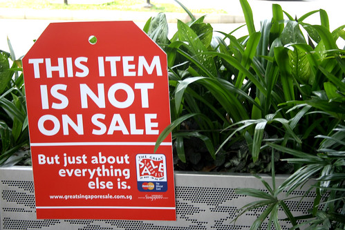 THIS ITEM IS NOT ON SALE! by you.