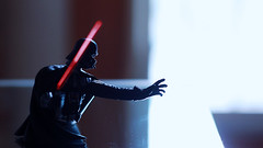 L (Joel Ye) Tags: toys star darth wars vader