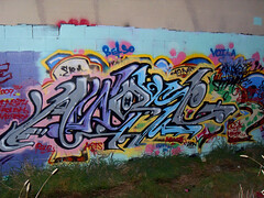 Awoke (@ll_by_myself) Tags: graffiti stm woke akm wokes